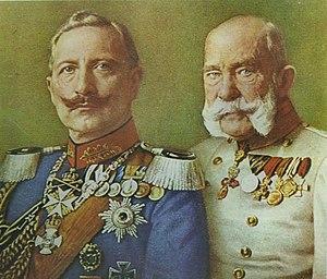 Kaiser-Walzer - Emperor Wilhelm II and Franz Joseph I