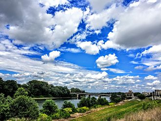 The River Common along the Susquehanna River Wilkes-Barre Commons.jpg