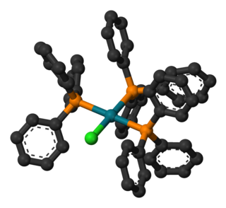 Wilkinsons catalyst Chemical compound
