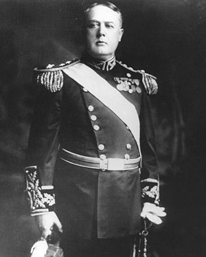 William P. Biddle - 11th Commandant of the Marine Corps (1910-1914)