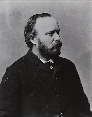 Samuel Wendell Williston - Image: Williston 1890s