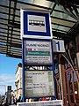 Wilsonova, hlavní nádraží, autobusová zastávka před budovou, stání 1.jpg