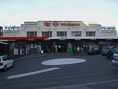 Wimbledon station main building.JPG
