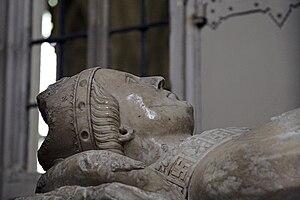 William Edington - Effigy of William Edington in Winchester Cathedral.