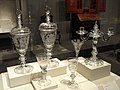 Wineglasses, c. 1690-1710 and c. 1714, England - Art Institute of Chicago - DSC09763.JPG