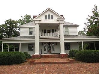 Wingate, North Carolina - Wingate Town Hall