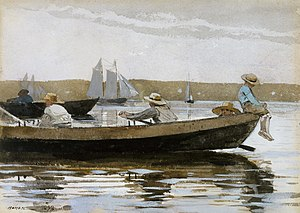 Winslow Homer - Boys in a Dory.jpg