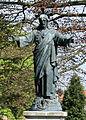Wintelre - Willibrordusstraat bij 37 - Heilig Hartbeeld (cropped).jpg