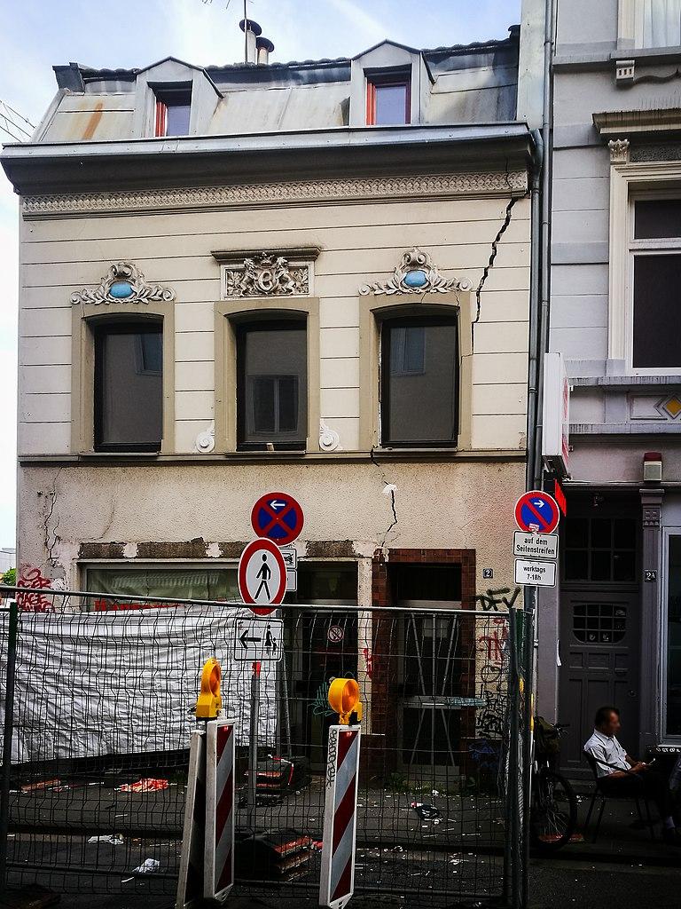 Hansemannstraße Köln