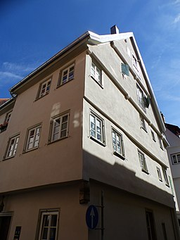 Webergasse in Esslingen am Neckar