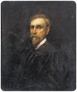 William Woodward (artist) - Self-portrait