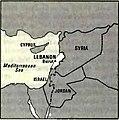 World Factbook (1982) Lebanon.jpg