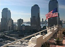 Ground zero wikipedia the world trade center site as it appeared in october 2004 publicscrutiny Image collections