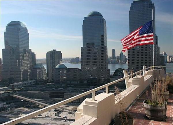 World Trade Center site 2004