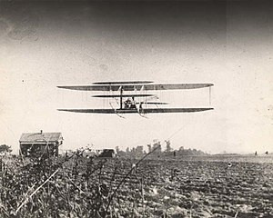History of Montgomery, Alabama - The Wright Brothers opened a flying school in Montgomery in 1910.