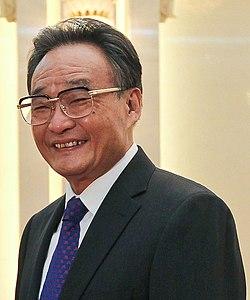 Wu Bangguo Beijing2011.jpg
