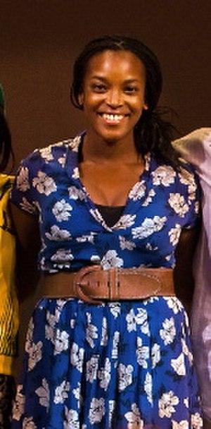 Wunmi Mosaku - Mosaku at The Old Vic, Sunday, 14 November, 2010