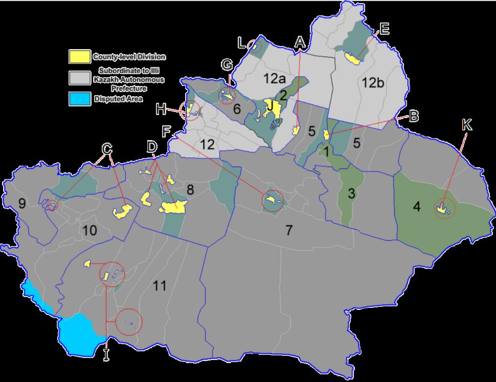 Xinjiang prfc map2alt