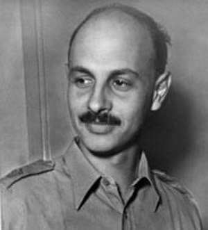 Battles of Latrun (1948) - Lt-Gen Yigael Yadin, IDF Chief of Operations during the 1948 Arab–Israeli War