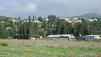Moshava - Yokneam (moshava)