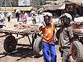 Young Men in Market - Bahir Dar - Ethiopia (8678196826).jpg