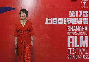 Yue-Sai Kan - Yue-Sai is the SIFF ambassador since 2005