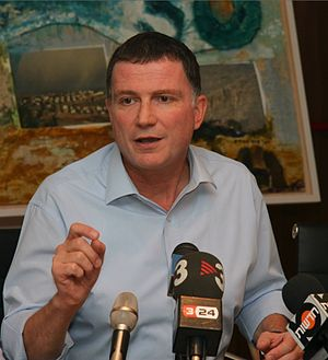 Refusenik - Yuli Edelstein, one of the Soviet Union's most prominent refuseniks, who has served as Speaker of the Knesset (Israel's parliament) since 2013.