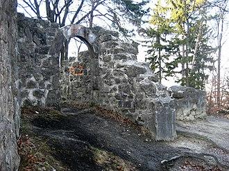 Friesenberg - Friesenberg Castle