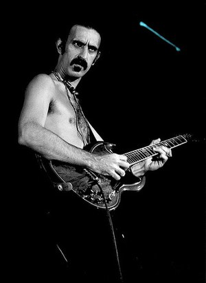 Armadillo World Headquarters - Frank Zappa at the Armadillo World Headquarters on September 13, 1977.