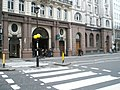 Zebra crossing in The Strand - geograph.org.uk - 1651832.jpg