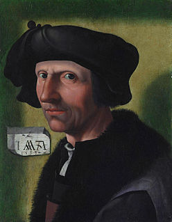 Jacob Cornelisz van Oostsanen Dutch painter (1472-1533)