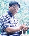 Zhang Liquan at Changbai Mountain 20061026.jpg