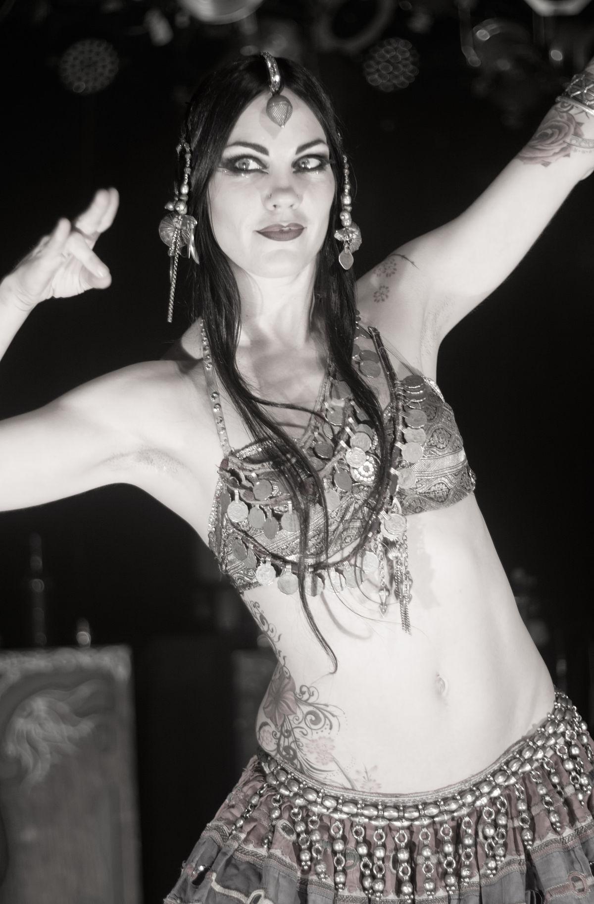Where to learn belly dancing in kolkata