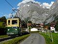 Zug der Wengernalpbahn in Grindelwald.jpg