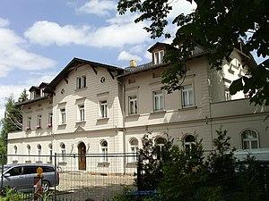Zwenkau - Zwenkau station