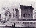 Zwolle kasteel voorst Pronk 1732.jpg