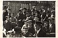 """1930's Jews from the city accompanying Elazar Shapir in Sanok"".jpg"