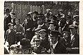 """1930's Jews from the city accompanying Elazar Shapir in Sanok"".jpg"