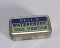 """Bell's Waterproof Wax Vestas"" Matchsafe, 1900–10 (CH 18502203).jpg"