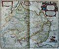 """Territoria Anglen et Schwansen Anno 1649... - author Iohannes Meier; Matthis und Clauss Petersen Goldtschmide... sculps."" (21630697114).jpg"