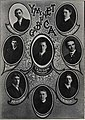 """YMCA CABINET"" from- 1905 Webfoot University of Oregon yearbook (page 99 crop).jpg"