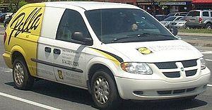 Pella (company) - 2002–2004 Dodge Caravan from Pella.