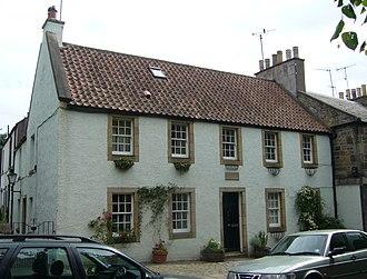 Duddingston - 'Bonnie Prince Charlie House'