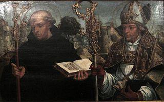 São Bento e Santo Ambrósio