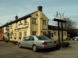 'The Three Willows', Birchanger, Essex - geograph.org.uk - 140807.jpg