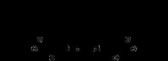 Struktur der beiden Enantiomeren von Modafinil