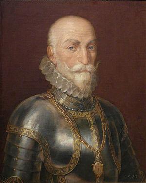 Bazán, Álvaro de, Marqués de Santa Cruz (1526-1588)