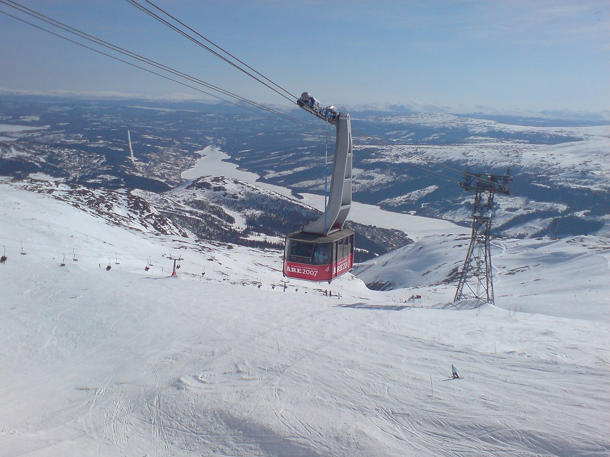 Åre – travel guide at wikivoyage