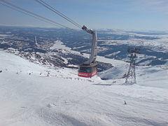 bustur ski sverige