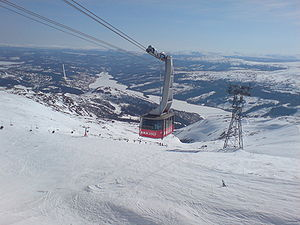 Åre ski resort